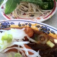 Photo taken at Pho Soc Trang by Jenny M. on 8/12/2012