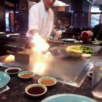 Photo taken at Shogun Japanese and Chinese Bistro by Chuck S. on 3/22/2012