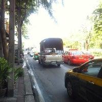 Photo taken at Rama V Road by Rukii L. on 4/11/2012