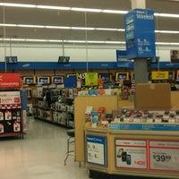 Photo taken at Walmart Supercenter by Mars M. on 6/16/2012