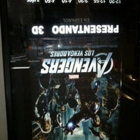 Photo taken at Cinemark by KMO S. on 5/2/2012