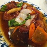 Photo taken at Szechwan Chinese Restaurant by Thomas G. on 8/10/2012