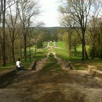 Photo taken at Percy Warner Park by Emily H. on 3/18/2012