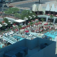 Photo taken at Palms Fantasy Towers by Tony V. on 6/8/2012