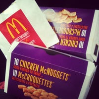 Photo taken at McDonald's by Asha M. on 5/9/2012