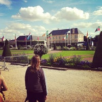 Photo taken at Château de Caen by Bernardo B. on 8/28/2012