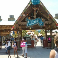 Photo taken at Zoombezi Bay Waterpark by Kay M. on 8/16/2012