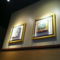 Photo taken at California Pizza Kitchen at Polaris by Alberto R. on 6/2/2012