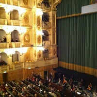 Photo taken at Teatro Comunale by Franco G. on 2/25/2012