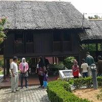 Photo taken at P. Ramlee's House by Nurasilah M. on 6/2/2012