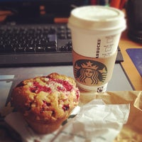 Photo taken at Starbucks by Virginie F. on 7/20/2012