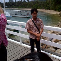 Photo taken at Jetty Redang by Lau N. on 3/17/2012