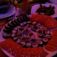 Photo taken at Japinha Sake Bar by Fabiano P. on 8/8/2012