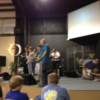 Photo taken at Walker Baptist Church by Anthony P. on 3/1/2012