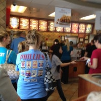 Photo taken at Chick-fil-A by Justin G. on 8/23/2012