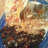 Photo taken at On The Border Mexican Grill & Cantina - Closed by Lisa W. on 6/10/2012