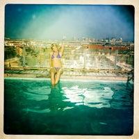 Photo taken at Hotel Catalonia Atenas by Щёголева 😏 on 8/21/2012