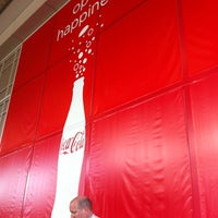 Photo taken at Coca-Cola Headquarters by brooks g. on 6/7/2012