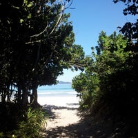 Photo taken at Lopes Mendes by Gísela F. on 6/30/2012