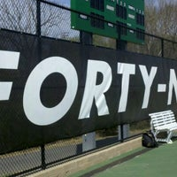 Photo taken at Halton-Wagner Tennis Complex by Eric J. on 3/23/2012