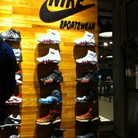Photo taken at Niketown by A.C. on 3/4/2012