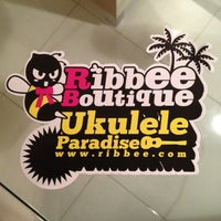 Photo taken at Ukulele Music Room by rEDdEVILS™ a. on 5/28/2012