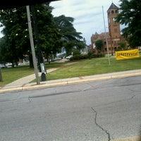 Photo taken at Downtown Tuskegee by LI L. on 6/4/2012