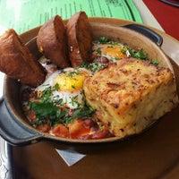 Photo taken at Lady Marmalade Café by Joshua C. on 8/12/2012