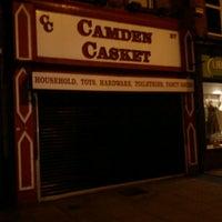 Photo taken at Camden Casket by Usawadee W. on 5/21/2012
