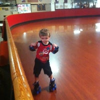 Photo taken at Aurora Skate Center by Sandy G. on 8/7/2012