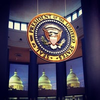 Photo taken at Jimmy Carter Presidential Library & Museum by Tim E. on 5/7/2012