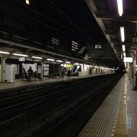 Photo taken at Asakadai Station (TJ13) by Noel T. on 3/13/2012
