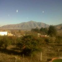 Photo taken at La Quebradita, Tafí Del Valle. by Luciana C. on 7/16/2012