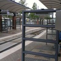 Photo taken at Victory Station (DART Rail / TRE) by Jerimy G. on 8/31/2012