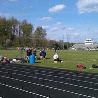 Photo taken at Stanton Middle School by Michael T. on 4/24/2012