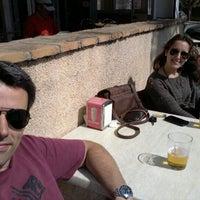Photo taken at La Talega De La Abuela by Javier B. on 3/17/2012