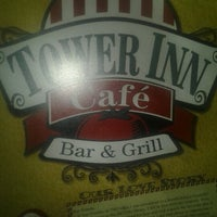 Photo taken at Tower Inn Cafe by Laraya G. on 8/12/2012