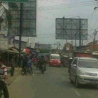 Photo taken at Pasar sepatan by totok s. on 3/18/2012