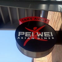 Photo taken at Pei Wei by Nia R. on 7/23/2012