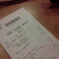 Photo taken at Bob Evans Restaurant by Gary G. on 7/21/2012