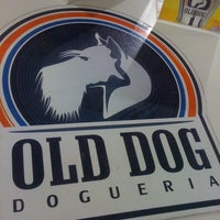 Photo taken at Old Dog Dogueria by Thea R. on 5/15/2012