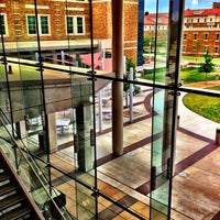 Photo taken at TTU - Rawls College of Business by Lin H. on 6/5/2012