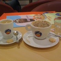Photo taken at Blenz Café by Gabrielle M. on 4/14/2012