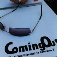 Photo taken at Coming Out by François B. on 6/7/2012