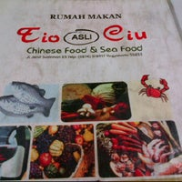 Tio Ciu Chinese Food & Sea Food