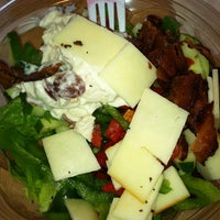 Photo taken at Bruegger's Bagels by Stephanie S. on 6/28/2012