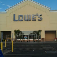 Photo taken at Lowe's Home Improvement by Patrick on 8/29/2012