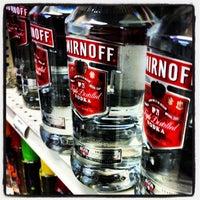 Photo taken at Marketview Liquor by Joe S. on 3/4/2012