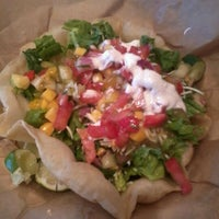 Photo taken at Qdoba Mexican Grill by Alejandra A. on 6/10/2012