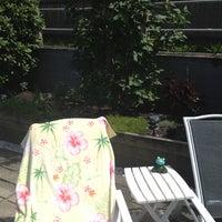 Photo taken at The Lipka Kiddie Pool by Mandy L. on 8/7/2012